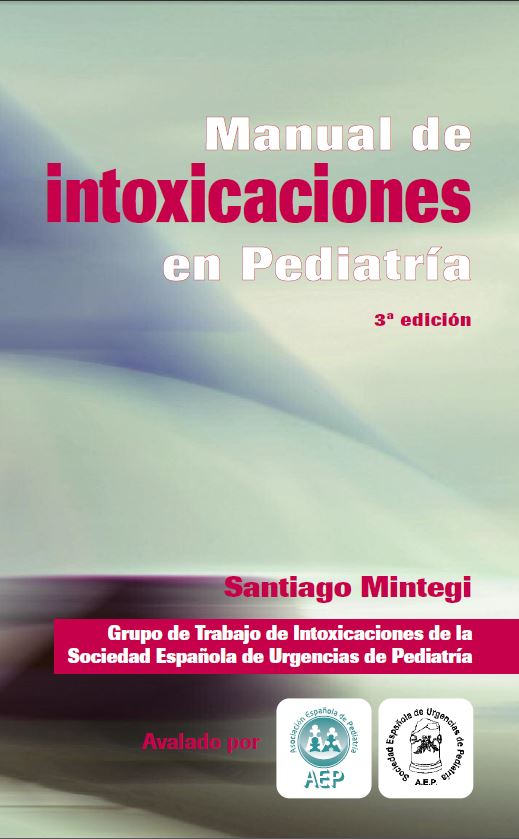 Manual toxicología pediátrica