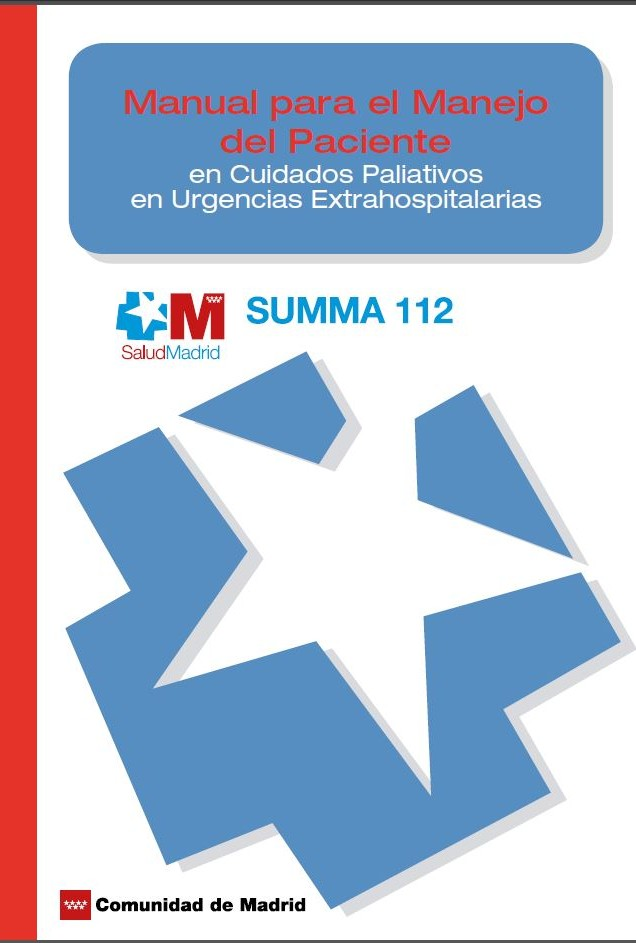 Manual paliativos urgencias extrahospitalarias